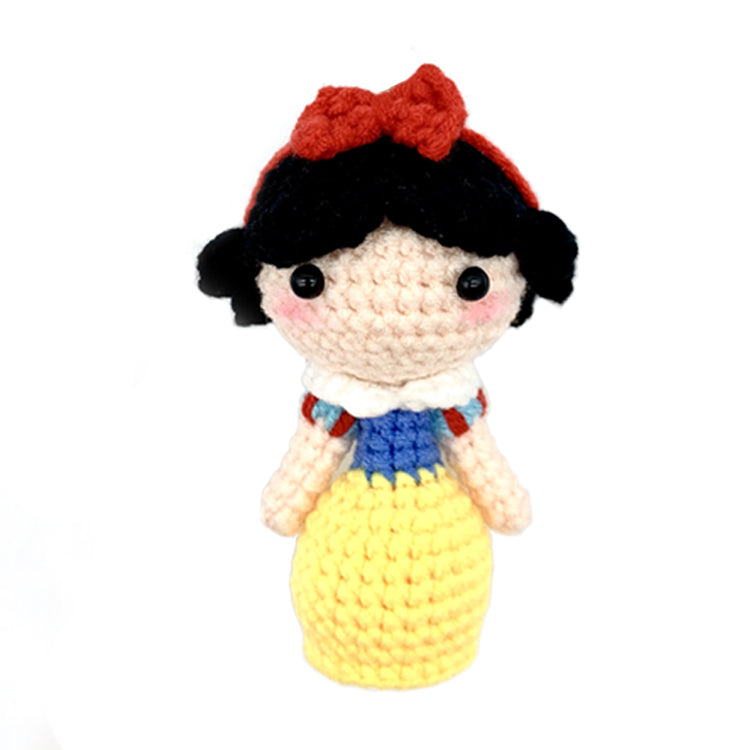 Princess Knitting Dolls