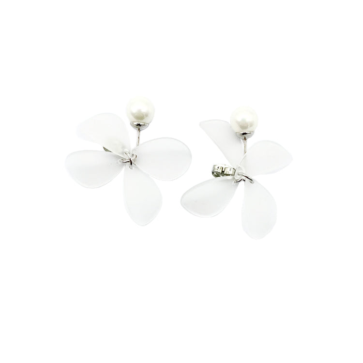 Petal  Stud Earrings