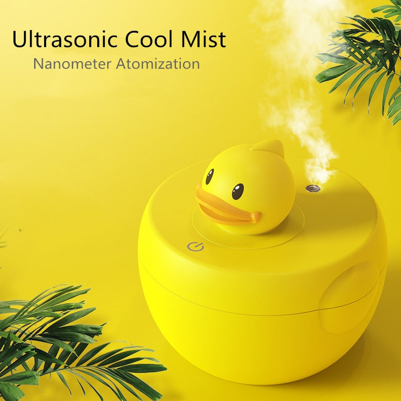 Rubber Duck Ultrasonic Cool Mist Humidifier