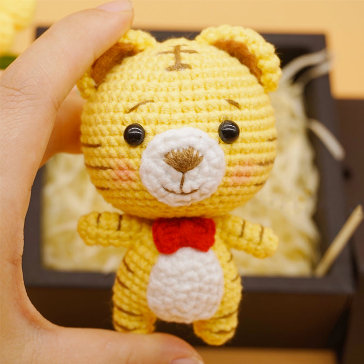 Cartoon Knitting Dolls [Pre-sale]