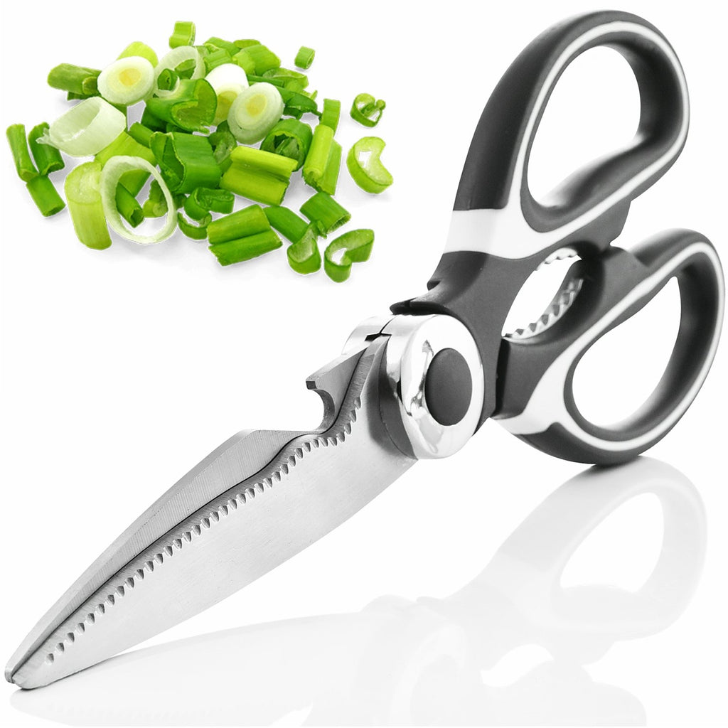 Heavy Duty Stainless Steel Multipurpose Utility Scissors.