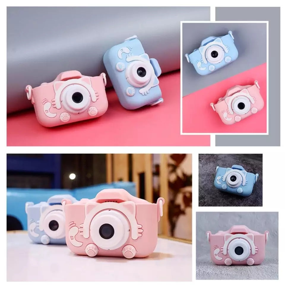 Mini Digital Camera for Kids 16GB