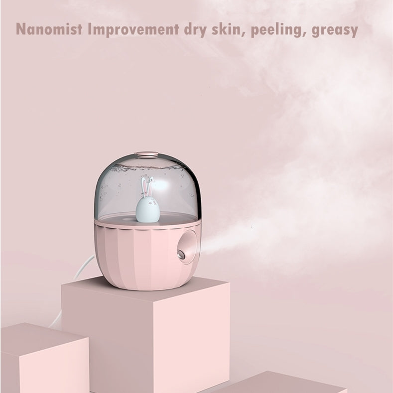 Cute Cartoon Cool Mist Humidifier