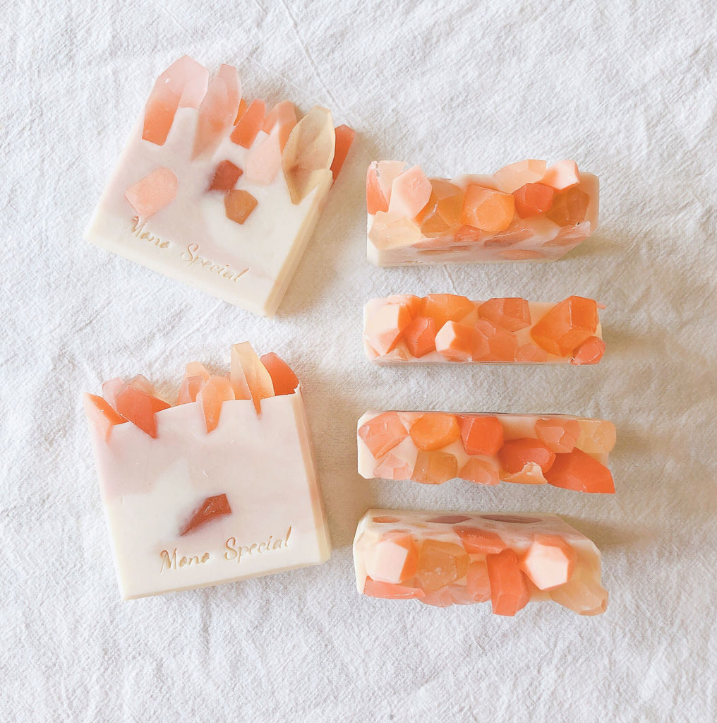 Personalized Handmade Soap