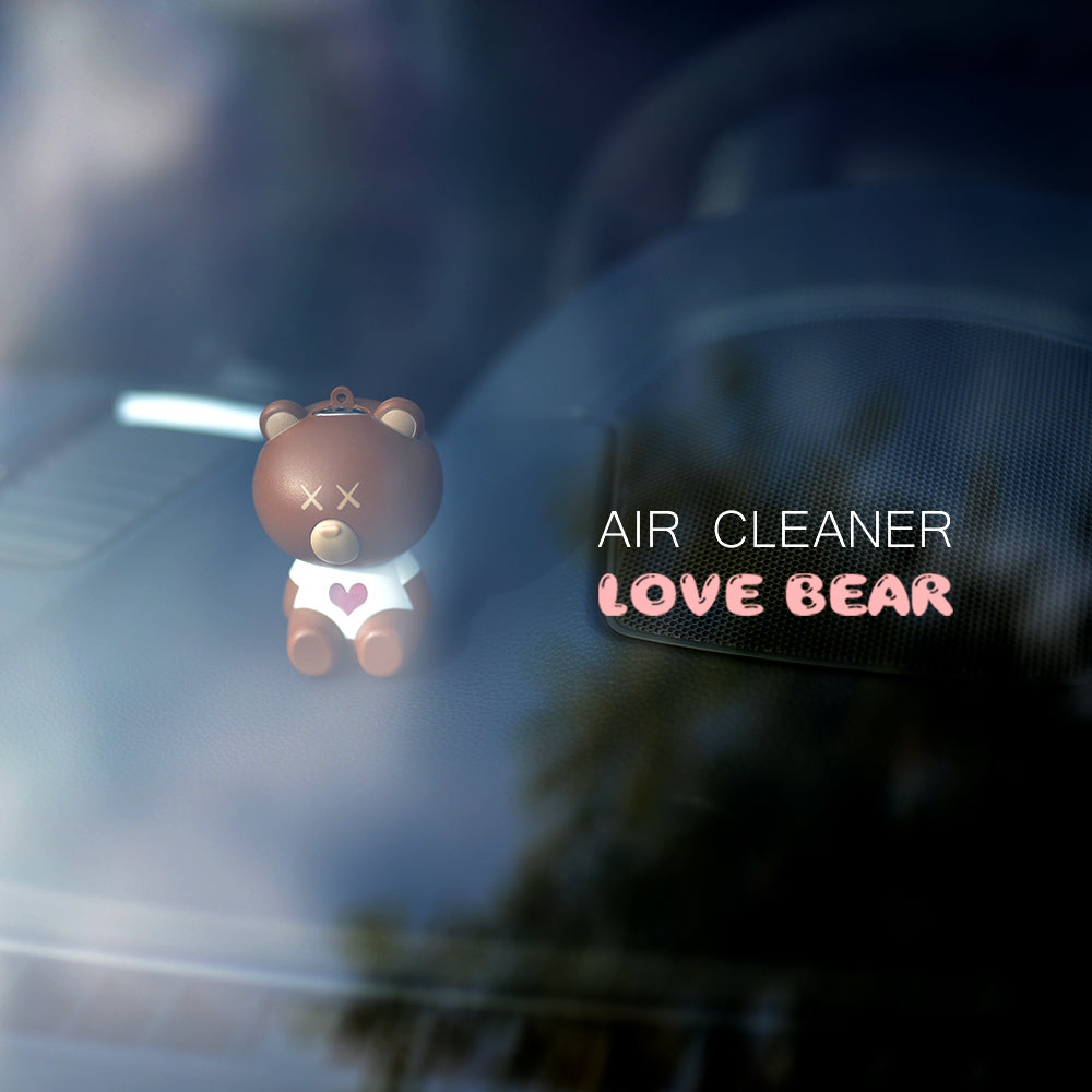 Love Bear Air Cleaner