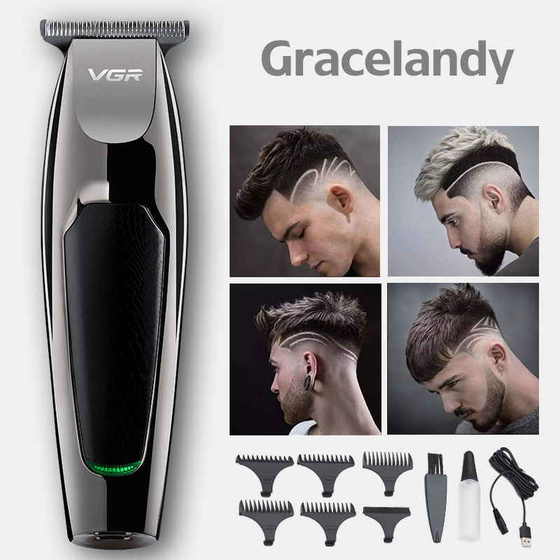 Gracelandy Body and Beard Trimmer for Men