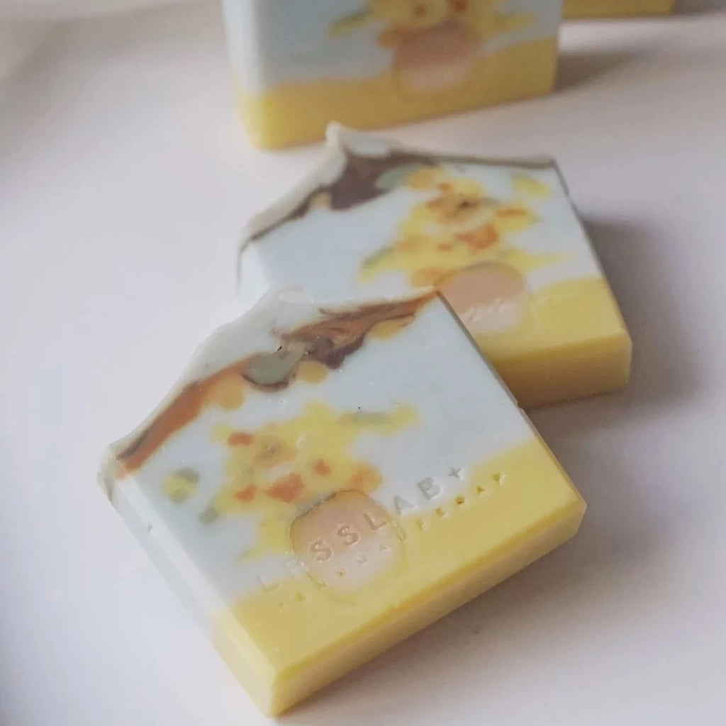 Handmade Soap Artist Supply (3 Bars)