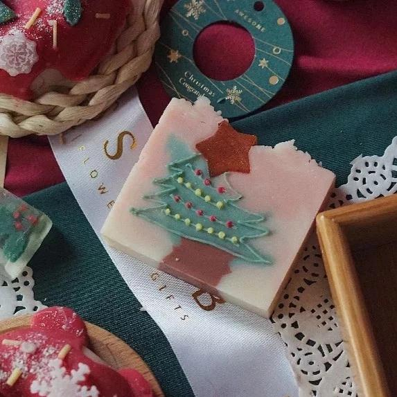 Handmade Soap for Christmas