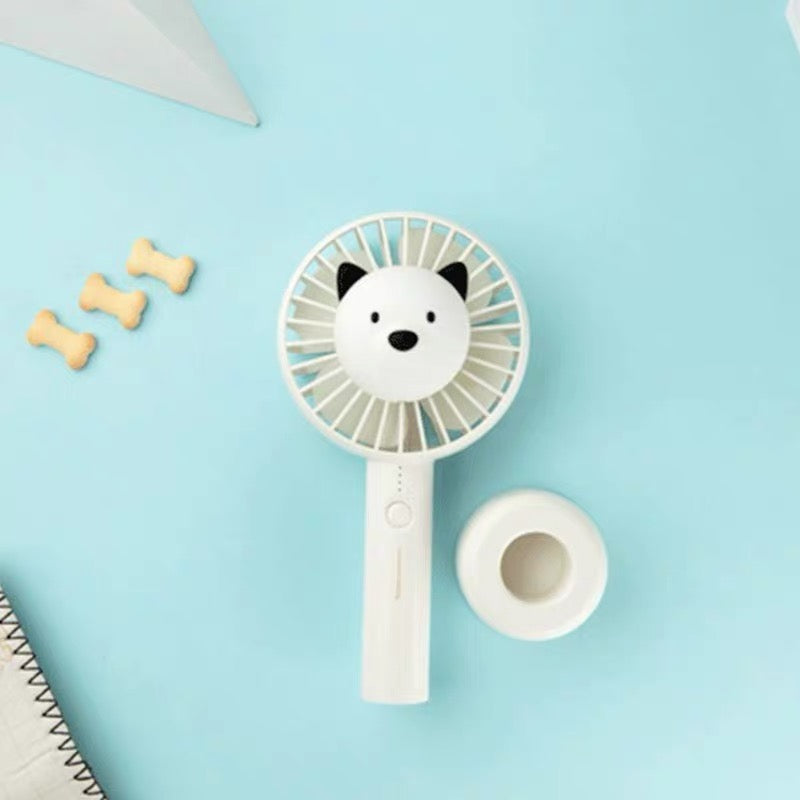 Cartoon Portable Fan