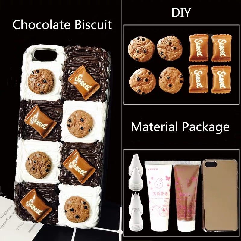 Delicious Food DIY Phone Case