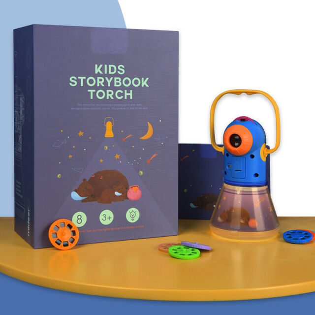 Story Projector Torch