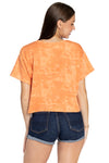 Clemson Tigers Kimberly Crop Tee
