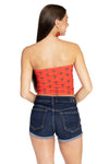 Texas Tech Red Raiders Karlee Tube Top