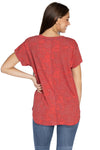 Nebraska Huskers Kelly V-Neck