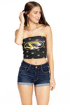Missouri Tigers Karlee Tube Top