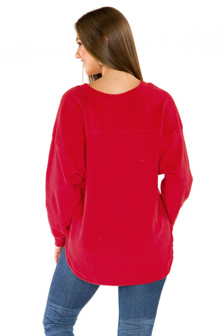 Alabama Crimson Tide Mickey Pullover