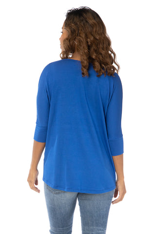 Kansas Jayhawks Tamara Top