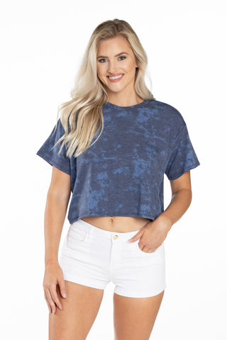 The Kimberly Crop Tee