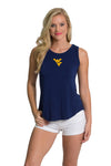 West Virginia Mountaineers Kristi Tank
