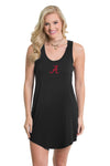 Alabama Crimson Tide Racerback Dress - Black