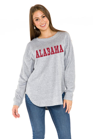 Alabama Crimson Tide Sherpa Ultimate Fan Jersey