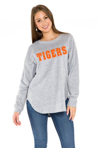 Clemson Tigers Sherpa Pullover