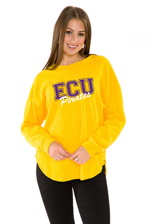 ECU Pirates Mickey Pullover