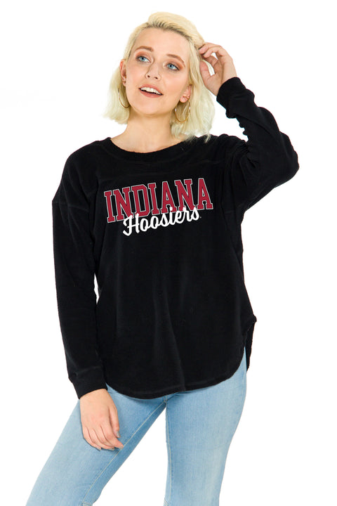 Indiana Hoosiers Mickey Pullover