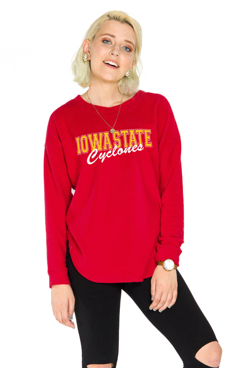 Iowa State Cyclones Mickey Pullover