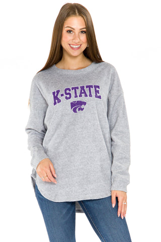 Kansas State Wildcats Sherpa Pullover