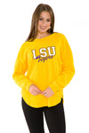 LSU Tigers Mickey Pullover