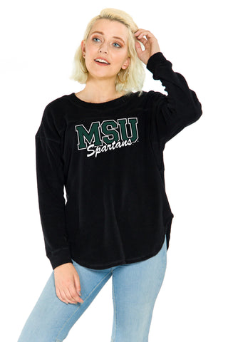 Michigan State Spartans Mickey Pullover