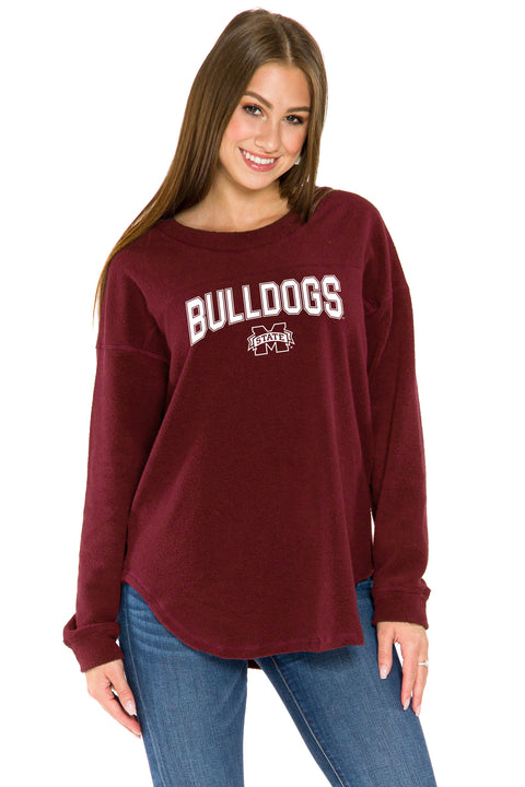 Mississippi State Bulldogs Mickey Pullover