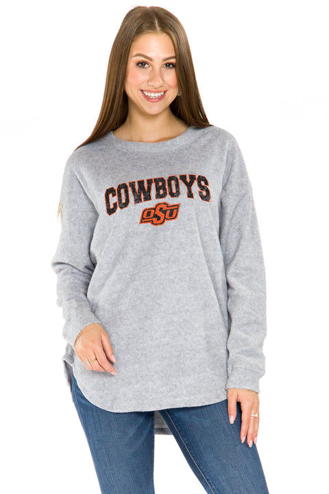 Oklahoma State Cowboys Sherpa Pullover