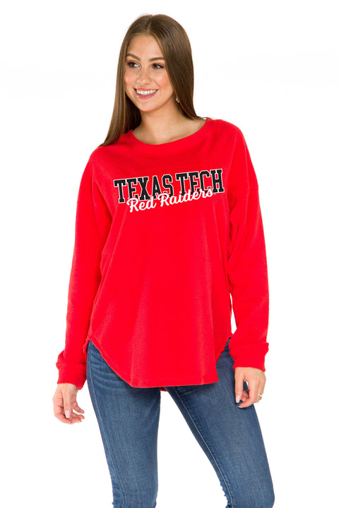 Texas Tech Red Raiders Mickey Pullover