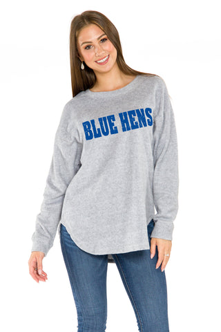 Delaware Blue Hens Sherpa Pullover
