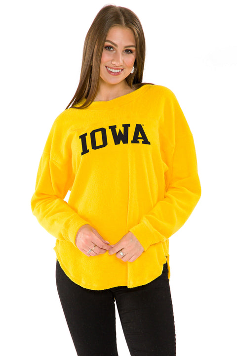 Iowa Hawkeyes Mickey Pullover