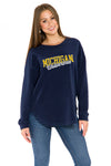 Michigan Wolverines Mickey Pullover