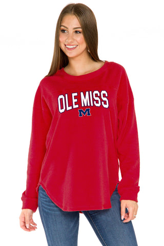 Ole Miss Rebels Mickey Pullover
