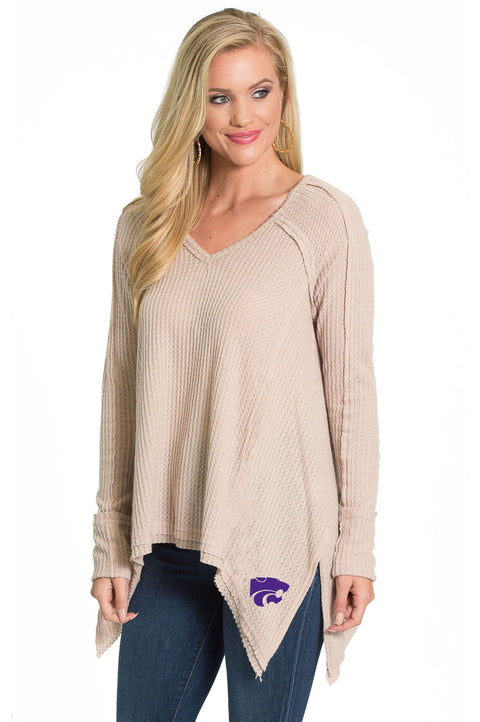 Kansas State Wildcats Melody Top