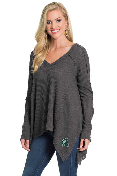 Michigan State Spartans Melody Top