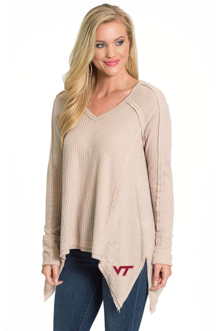 Virginia Tech Hokies Melody Top