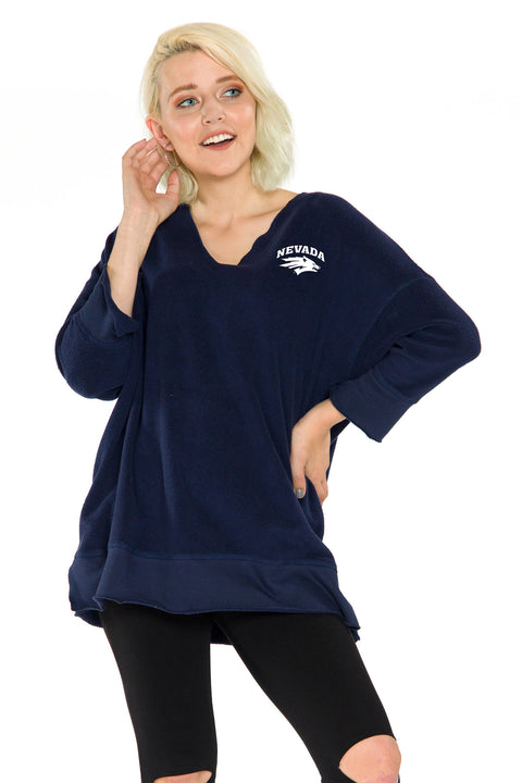 Nevada Wolf Pack Taylor Tunic