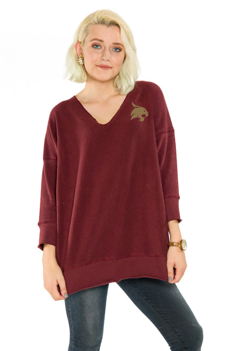 Texas State Bobcats Taylor Tunic