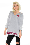 Virginia Tech Hokies Sherpa Tunic