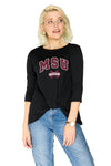 Mississippi State Bulldogs Lylah Top