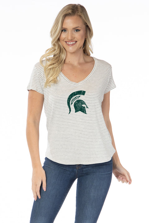 Michigan State Spartans Vera Tee