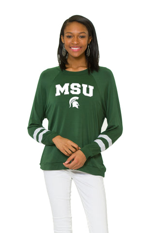 Michigan State Spartans Jennifer Jersey