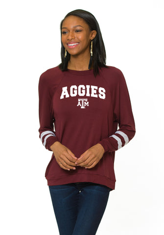 Texas A&M Aggies Jennifer Jersey