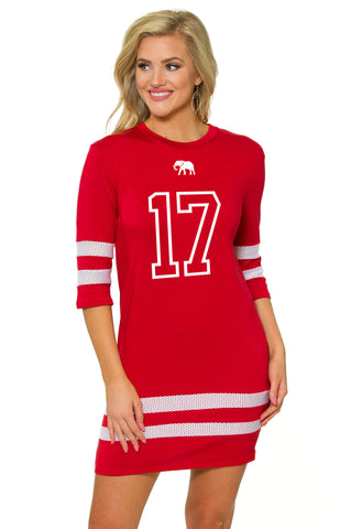 Alabama Crimson Tide Gia Dress